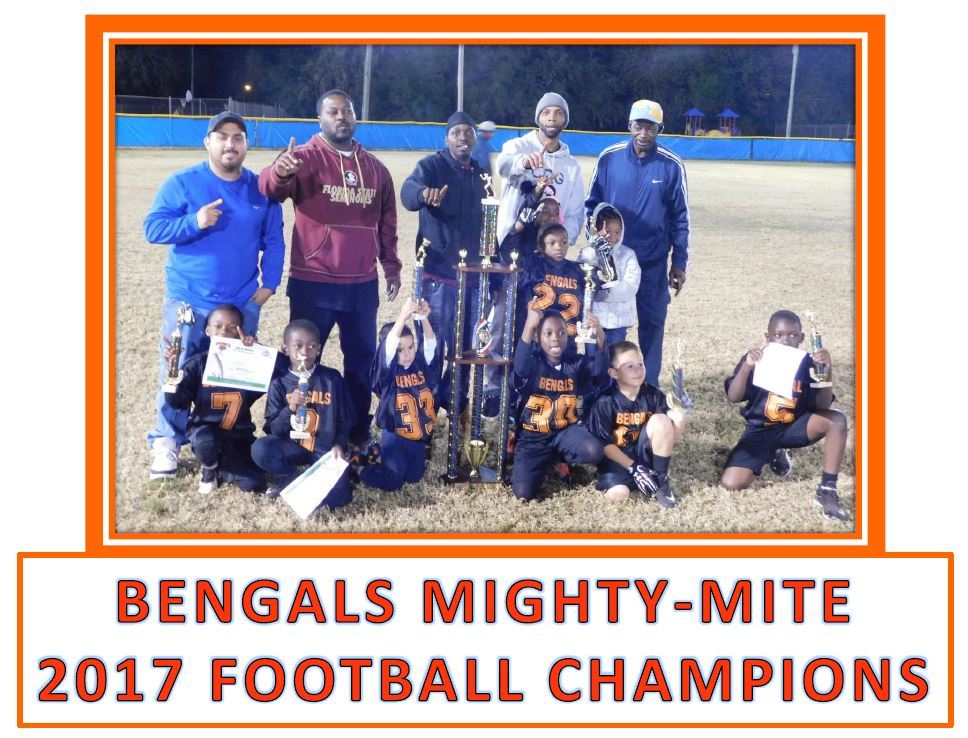 Mighty Mite 2017 Champs