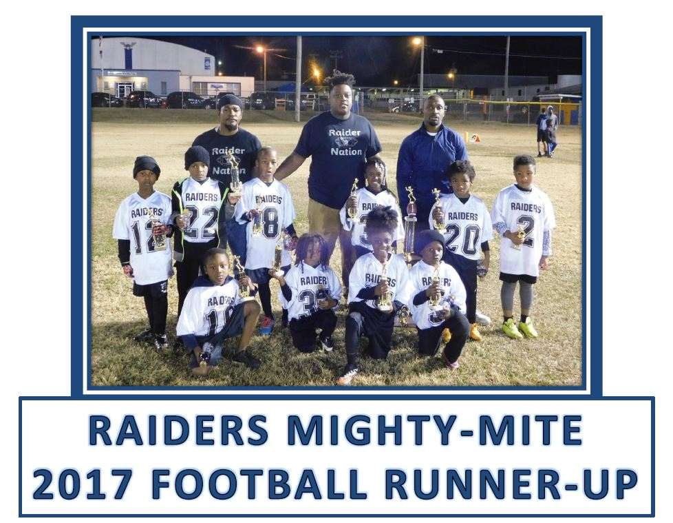 Mighty Mite 2017 Runner Up