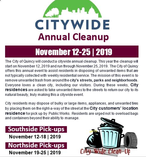 City Wide Clean Uo 2019