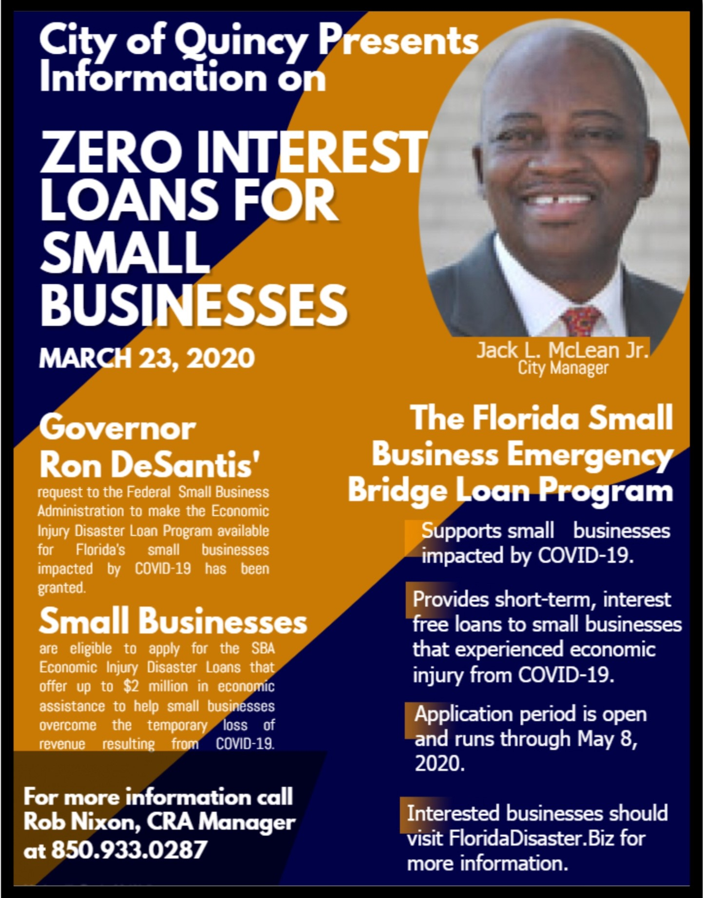 Zero Interest Loans for Small Businesses