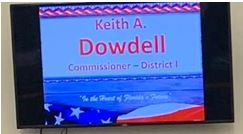 Dowdell Elected
