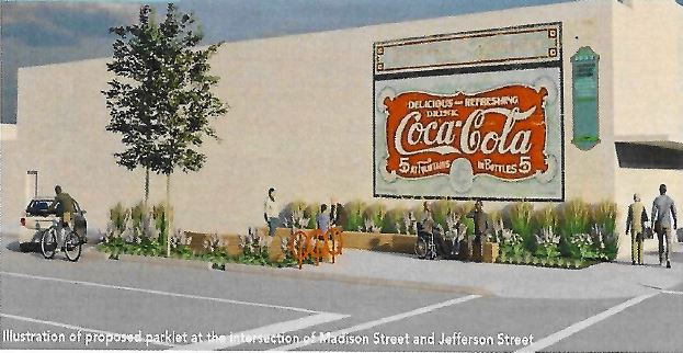 Coca-Cola Mural Celebration/Unveiling Ceremony @ Downtown Quincy